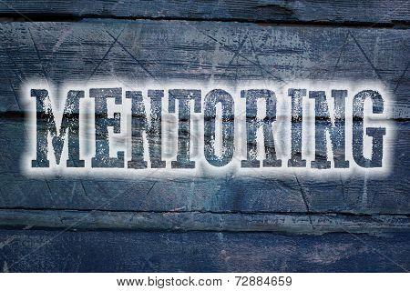 Mentoring Concept