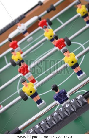 Table Soccer Background