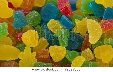 Gummy candies
