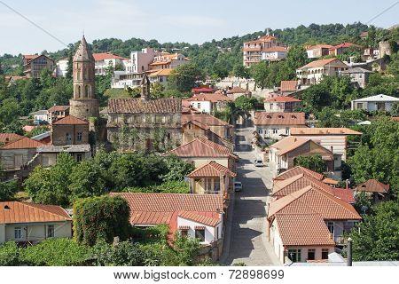 Sighnaghi, Georgia, Europe