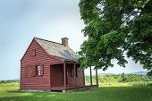 stock photo of farmhouse  - John Neilson Farmhouse  - JPG