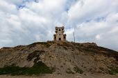 picture of tarifa  - Old fort in Tarifa southernmost city in Europe situated in Andalucia Spain - JPG