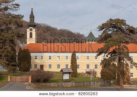 Novo Hopovo Monastery in Serbia