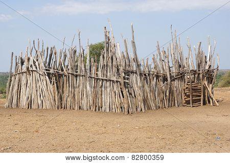 Karo, Ethiopia, Africa