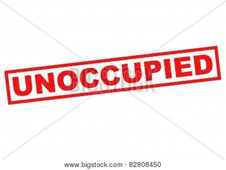 Unoccupied