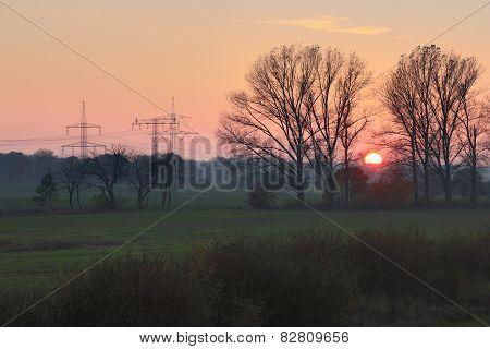 Rural Mecklenburg-vorpommern
