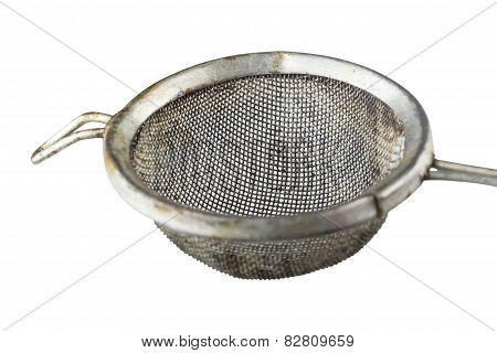 Tea-strainer