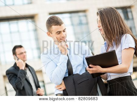 Business Talk