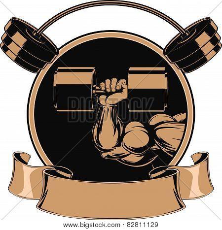 Bodybuilding, iron biceps