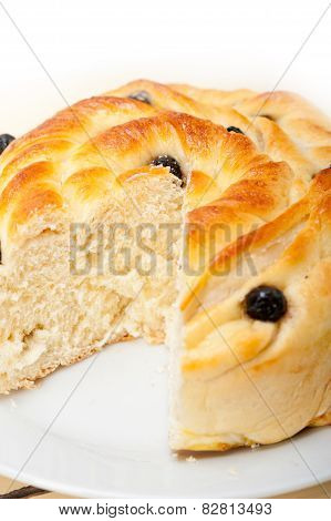 Blueberry Bread Cake Dessert