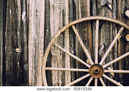 Wagon Wheel - Retro