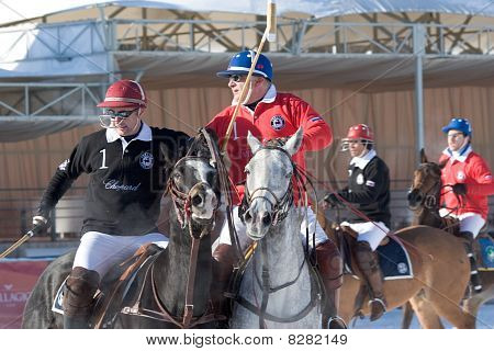 Winter Polo Match