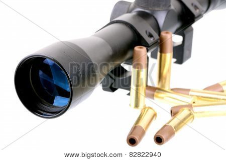 Scope And Bullets