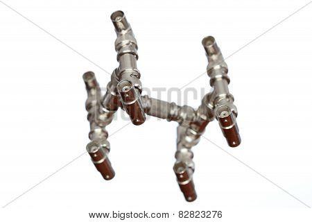 Metal Network Symbol