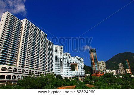 View Of The Hong Kong