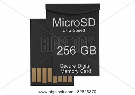 Micro Sd Memory Card 256 Gb