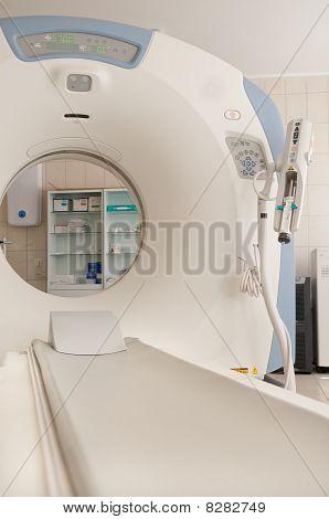 CAT Scan Machine in hospital