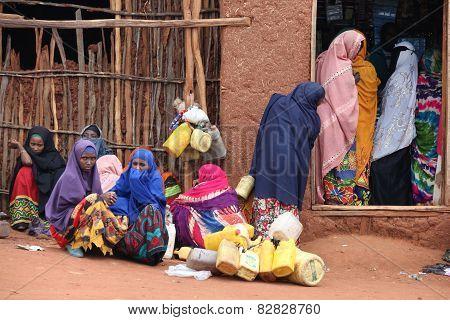 Ethiopian Women