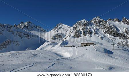 Ski Area Pizol
