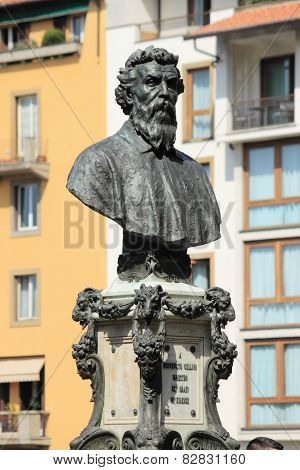 Bust of Benvenuto Cellini
