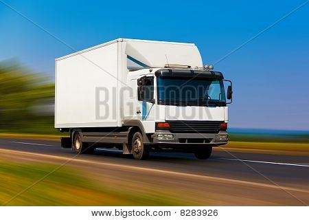 Small truck