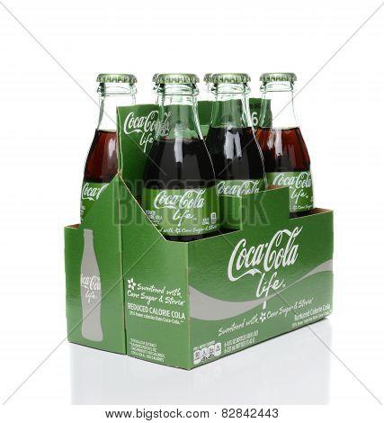 Coca-cola Life 6 Pack