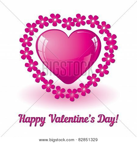 Valentine card