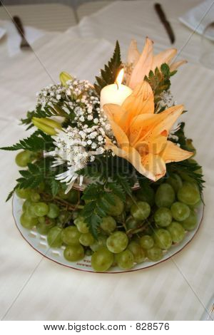 grape arrangement