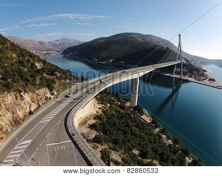 Dubrovnik bridge