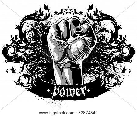 decorative symbol of power
