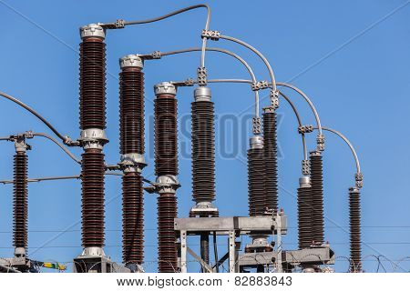 Electricity Transformer Connections