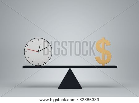 Time And Money Balance