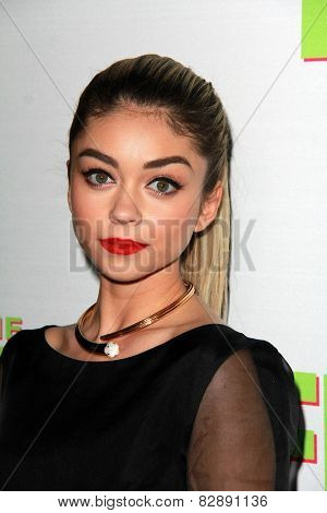 LOS ANGELES - FEB 12:  Sarah Hyland at the
