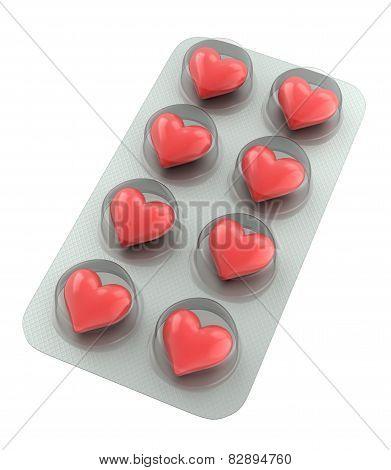Heart Pills.
