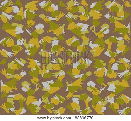 Military Background army  pattern.