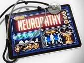 stock photo of stethoscope  - Neuropathy  - JPG