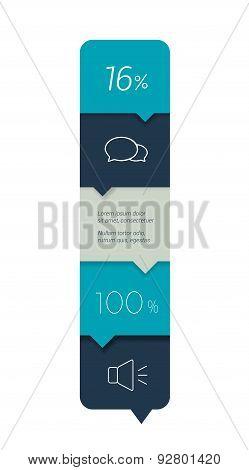 Blue Schedule, Tab, Banner.