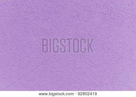 Purple Paint Facade On A Family House Texture