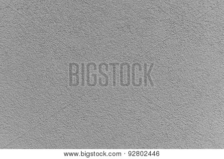 Grey Paint Facade On A Family House Texture