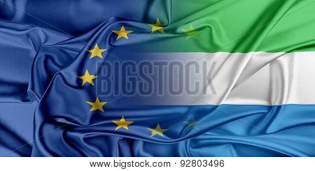 European Union and Sierra Leone.