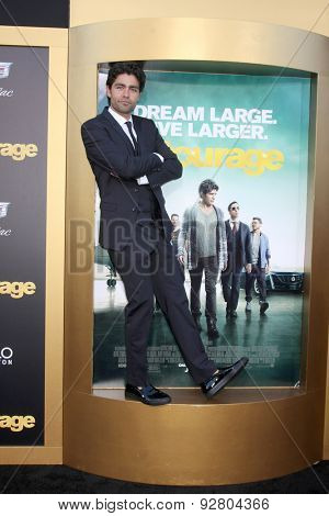 LOS ANGELES - MAY 27:  Adrian Grenier at the