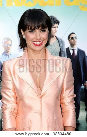 LOS ANGELES - MAY 27:  Constance Zimmer at the