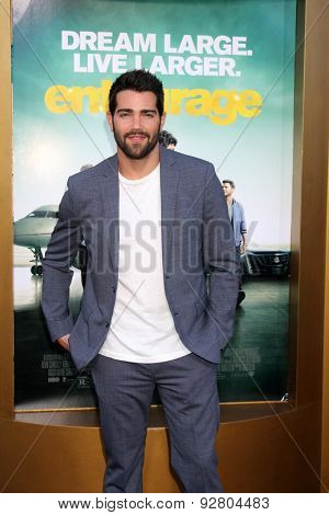LOS ANGELES - MAY 27:  Jesse Bradford at the