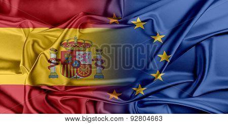 European Union and Spain.