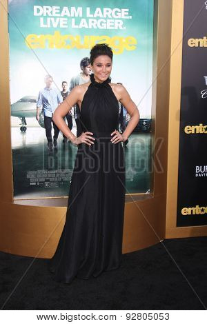LOS ANGELES - MAY 27:  Emmanuelle Chriqui at the