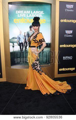 LOS ANGELES - MAY 27:  Bai Ling at the