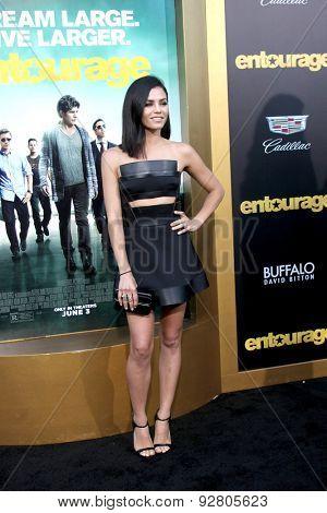 LOS ANGELES - MAY 27:  Jenna Dewan-Tatum at the