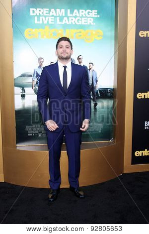 LOS ANGELES - MAY 27:  Jerry Ferrara at the