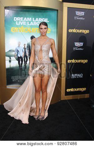 LOS ANGELES - MAY 27:  Samantha Hoopes at the