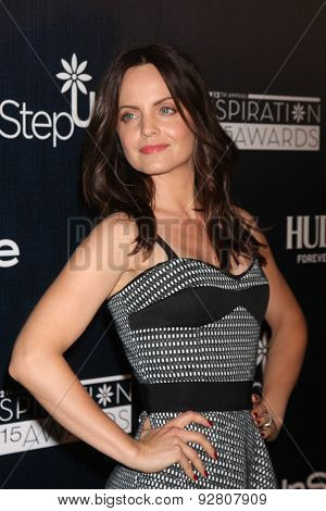 LOS ANGELES - JUN 5:  Mena Suvari at the Step Up Women's Network 12th Annual Inspiration Awards at the Beverly Hilton Hotel on June 5, 2015 in Beverly Hills, CA